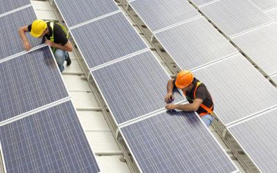 Making a Solar Panel